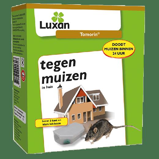 146300 - 6pc. per box - Luxan Tomorin 2x10gr