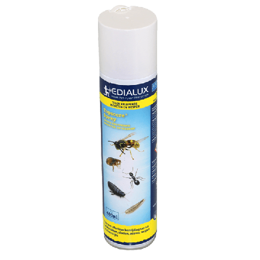 2015001 - 12pc. per box - Topscore Spray Against Crawling Insects 400ml