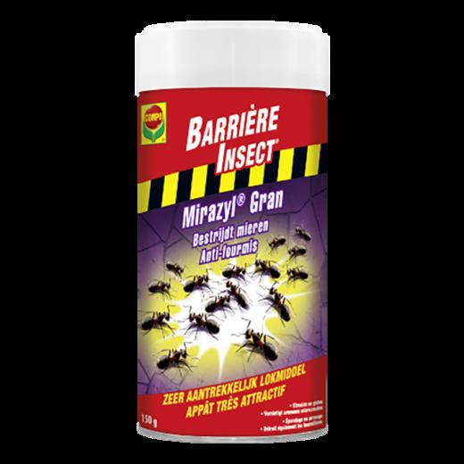 2325712017 - 12 pc. per box COMPO Barrier Insect Mirazyl Gran 150GR