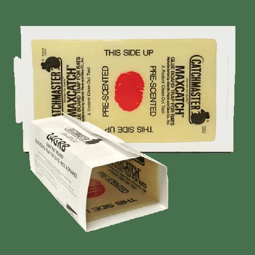 24GRB - 24pc. per box - Catchmaster® Peanut Butter Giant Rat Glue Boards