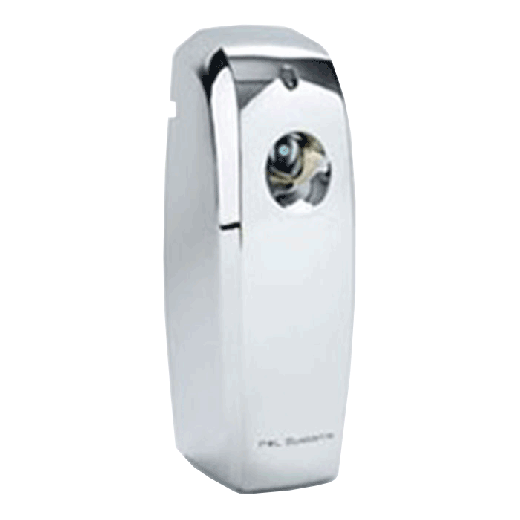 ADMP270C - Chrome LCD 270ml Aerosol Dispenser