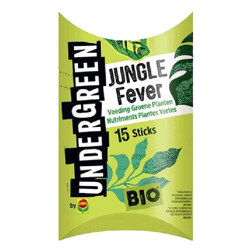 2830502017 - 10pc. per box UNDERGREEN Jungle Fever Bio Nutrition Green Plants Bars (15pcs)