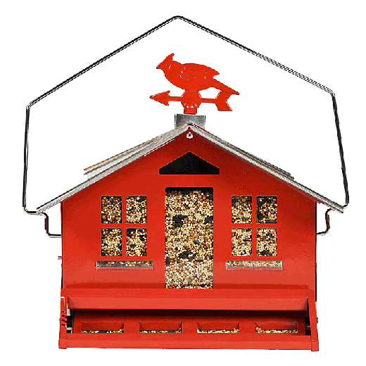 338 - Squirrel-Be-Gone Country Style Feeder