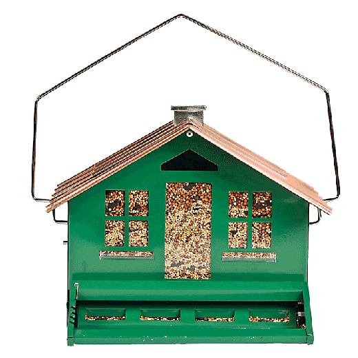 339 - Squirrel-Be-Gone Home Style Feeder