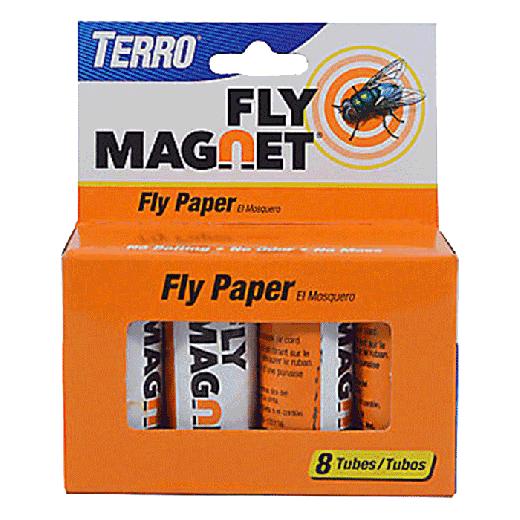 T518 - 8pc. per box - Terro Fly Magnet