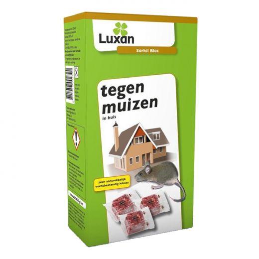146281- 6 pc. per box - Luxan Sorkil Bloc 6x(5x20gr)