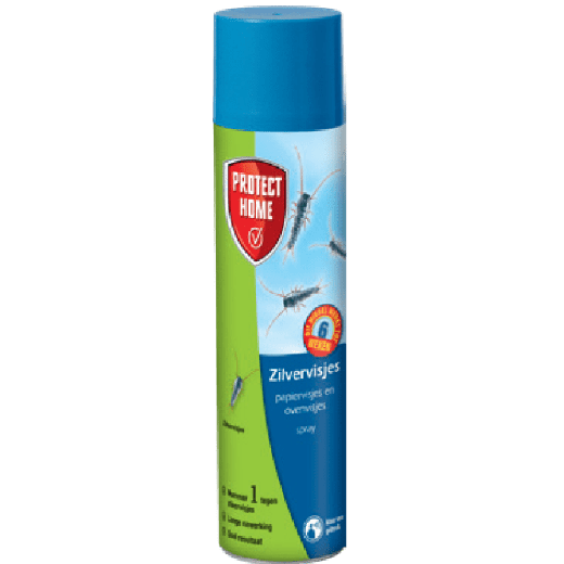 80033265 - 12pc. per box - Protect Home Silverfish Spray 400ml