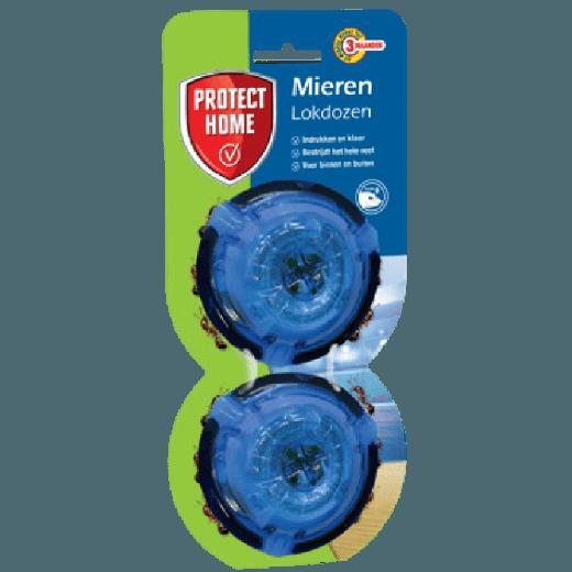 80219822 - 12pc. per box - Protect Home Piron Pushbox