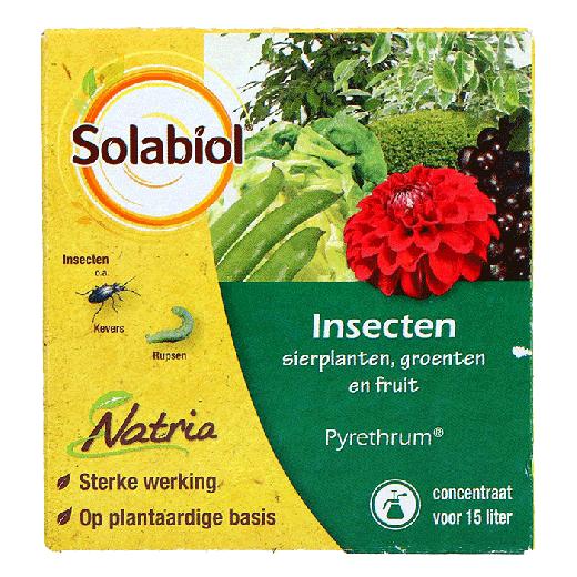 84506613 - 12pc. per box - Solabiol Pyrethrum Concentrate 30ml