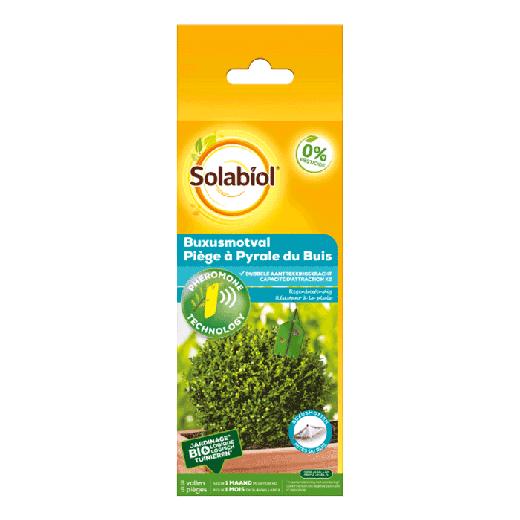 86600626 - 12pc. per box - Solabiol Pheromone Trap Buxusmoth