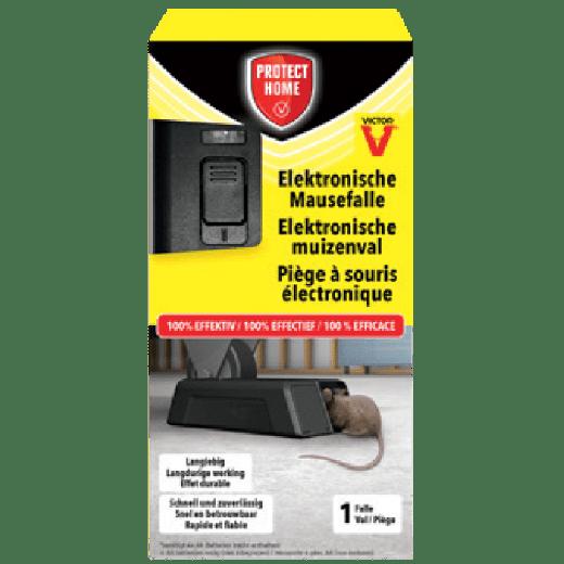 86600783 - 4pc. per box - Protect Home Mouse Trap Electronic
