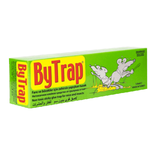BY002 - 25pc. per box - Bytrap Mouse Sticky 125ml
