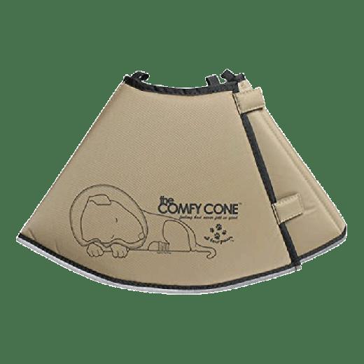 CCXXLT - Comfy Cone Extra-Extra Large Tan 36,5cm