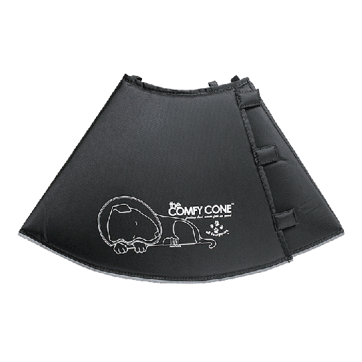 CCM - Comfy Cone Medium Black 20cm