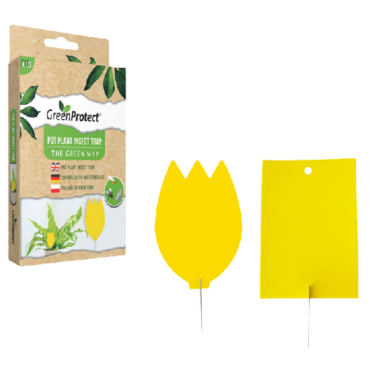 GPPIT1 – 20pc. per box - Green Protect Pot Plant Insect Trap