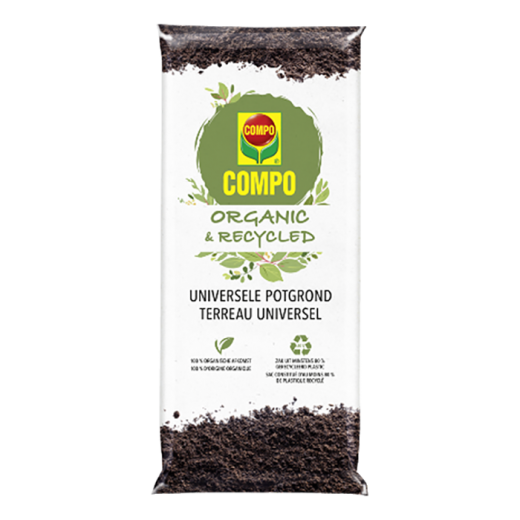 2679404017 - 51 pc. per pallet - COMPO Organic & Recycled Universal Potting Soil 40L