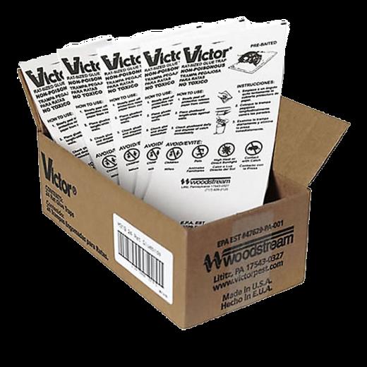 M319 - 24pc. per box - Victor Rat Glue Trap
