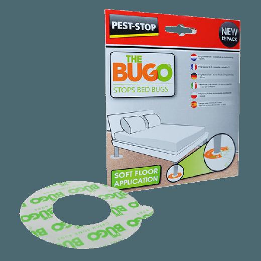 PSBC - 12pc. per box Pest-Stop The Bugo Soft Floor (12pc)