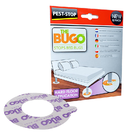 PSBH - 12pc. per box Pest-Stop The Bugo Hard Floor (12pc)