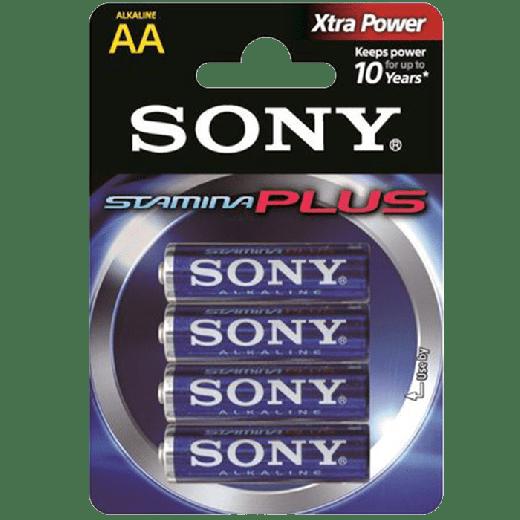 01930 - 12pc. per box - Sony Alkaline Plus AA 4x Blister