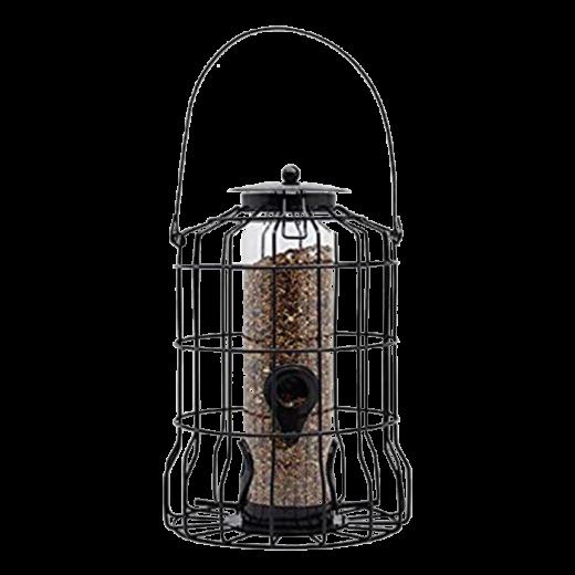 WF031 - 6pc. per unit - Wild Beaks Metal Squirrel Resistant Seed Cage