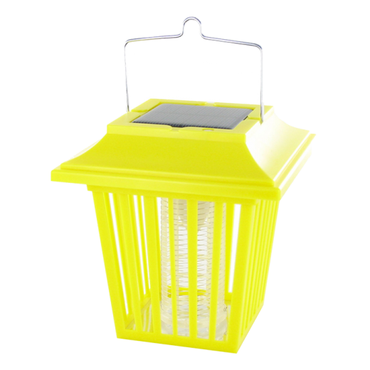 WK3017-Y - 6pc. per box - Weitech Solar Lantern Inzzzector ( Yellow )